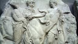 Grecian urn detail