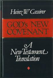 God's New Covenant