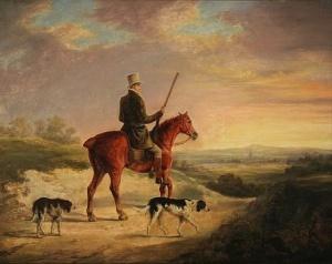 Trollope shooting-pony