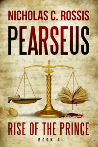 Pearseus 'Rise'. Book One